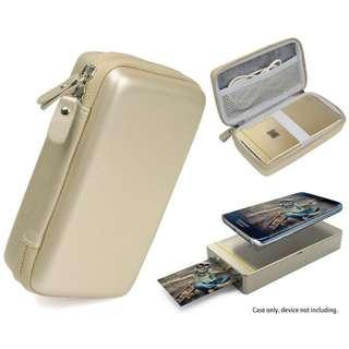 [BNIB] Gold Intant Printer Case for Kodak Mini Mobile