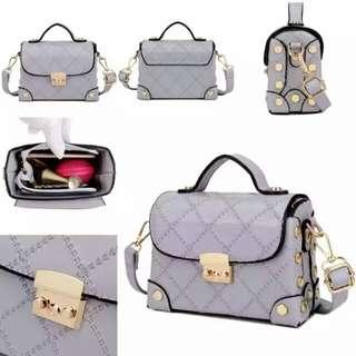 Tas fashion handbag import from batam