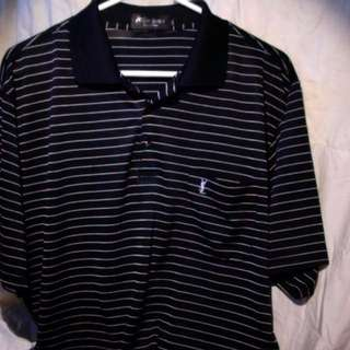 Yves Saint Laurent- striped shirt