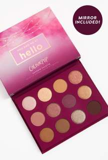 Colour Pop You Had Me At Hello Shadow Palette
