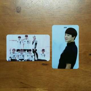 BTS O!RUL82 Jimin and Group pc