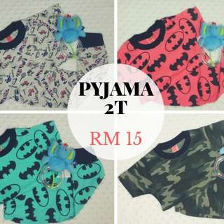 Pyjama cotton