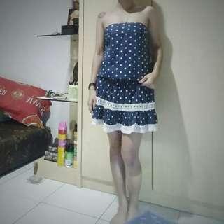 Mini Polkadots Dress