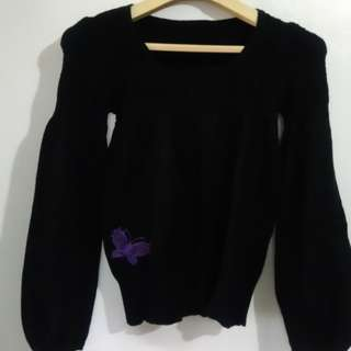So cute knitted Top