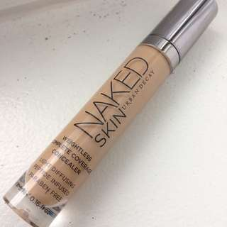 Complete coverage concealer