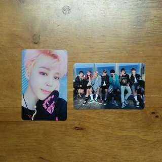 BTS YNWA Jimin and Group pc