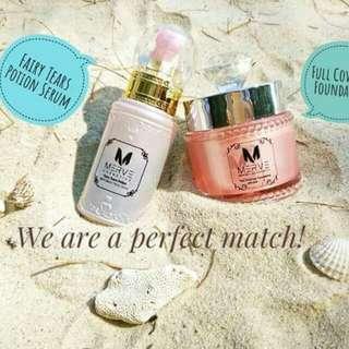 Merve foundation perfect match
