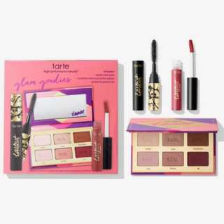 Tarte Sephora Gold Member Birthday Gift Set