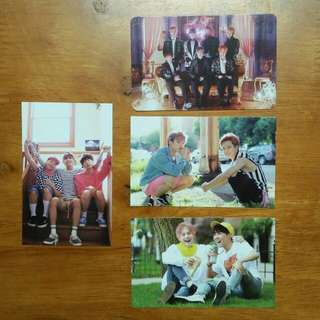 BTS NOW 3 and MEMORIES 2016 pc