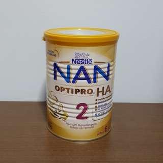 Nan HA Optipro Stage 2