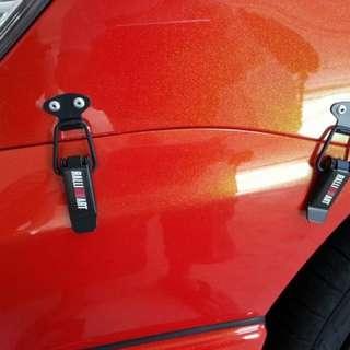 Car Bumper Clip