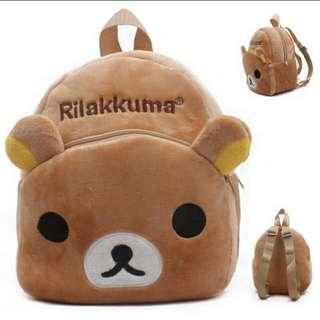 PO - Rilakkuma Child Bagpack