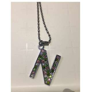 """NEW """"N"""" Necklace"""