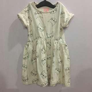 CottonOn Kids Kitty Dress