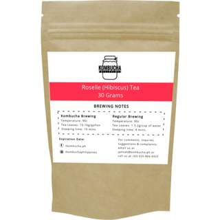 Roselle Tea (Hibiscus) 30 Grams