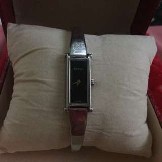Authentic gucci swiss ladies watch