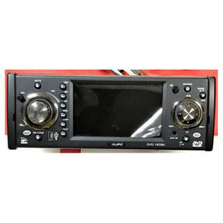 """Lilliput Car DVD, MP4, VCD, SVCD, MP# and CD Player Complete With 3.5"""" TFT Screen"""