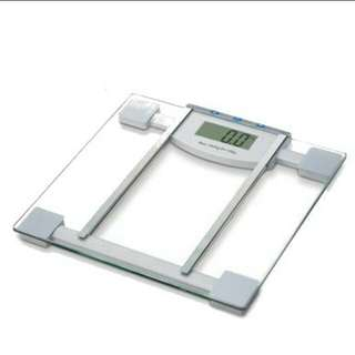 BMI Body Fat Analyse Weighing scale machine
