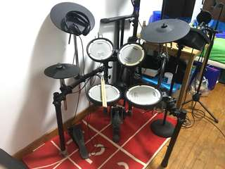 WTT: Roland TD-4KX2 Electronic drums