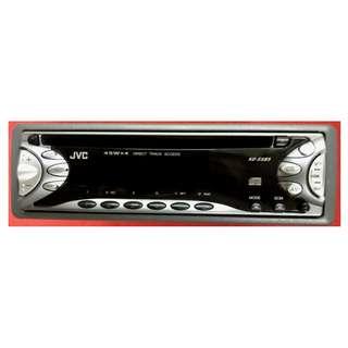 JVC  KD-S595  Car CD Receiver Player  4 Channel x 45 Watts