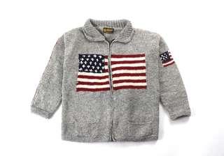 Vintage American Wool Sweater