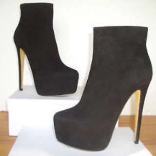 Tony Bianco Taylea Black Leather Boots! 5.5