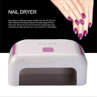 12w LED Nail Gel Curing Dryer