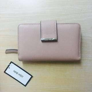 Nine West Pink Wallet