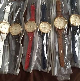 Girlly watches for sale 💕