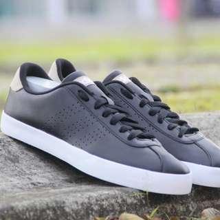 Sepatu Adidas VL COURT Black Khaki