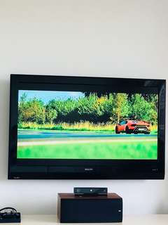 "52"" TV for HKD 700 - Like New"