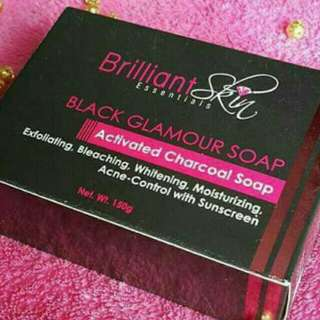 Briliant glamour soap