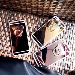 iPhone 6+/6s+ 鏡面 軟套 手機套 輕 薄 裸機感 包郵
