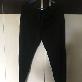 h&m studio sweatpants