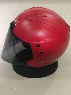 Nova Helmet (Matte Red)