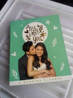 Till I Met You wedding planner - JADINE