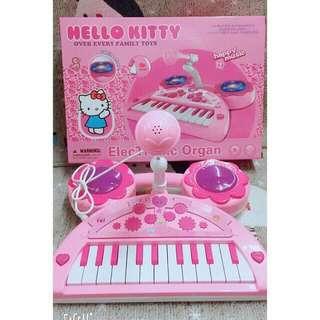 Kitty organ