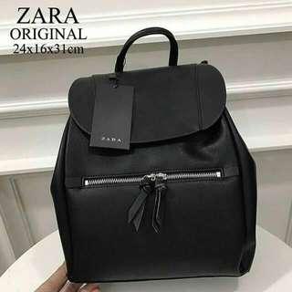 Original ZARA backpack with zip