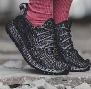 Yeezy Pirates Black by Adidas