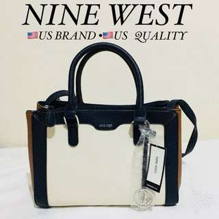 NINE WEST CONVERTIBLE HAND BAG