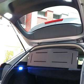 Vezel HRV LED Boot Light (Side), Bright Blue Colour