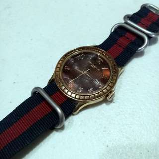 Ted Lapidus Watch
