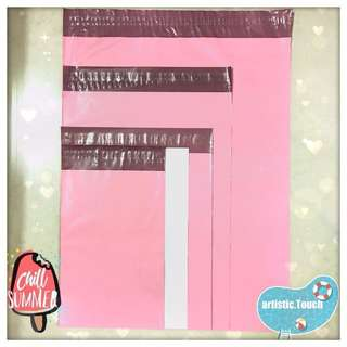 Limited Edition Baby Pink Polymailers