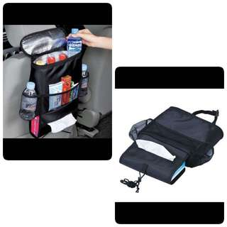Car back seat Storage or Organiser