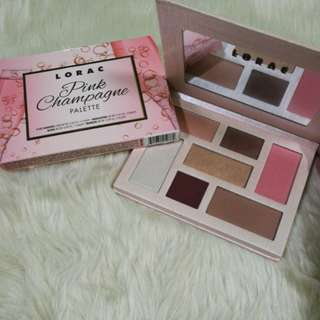 Lorac Pink Champagne Palette Authentic