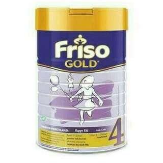 FRISO GOLD 4 900GR EXP APRIL 2018