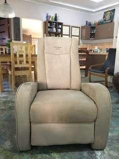 Slightly used massage chair.