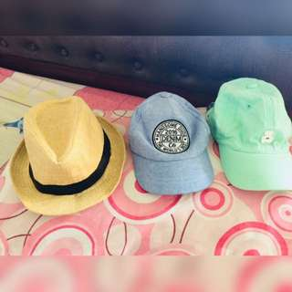 Fedora Hat & Cap
