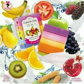 Frutamin soap