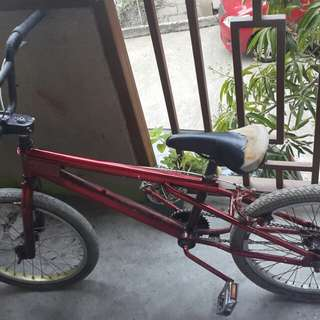 Bmx Whole bike Mongos frame